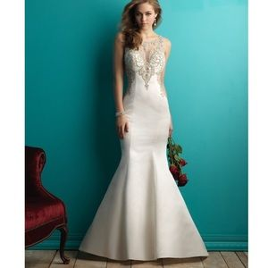 Allure bridal gown #9252